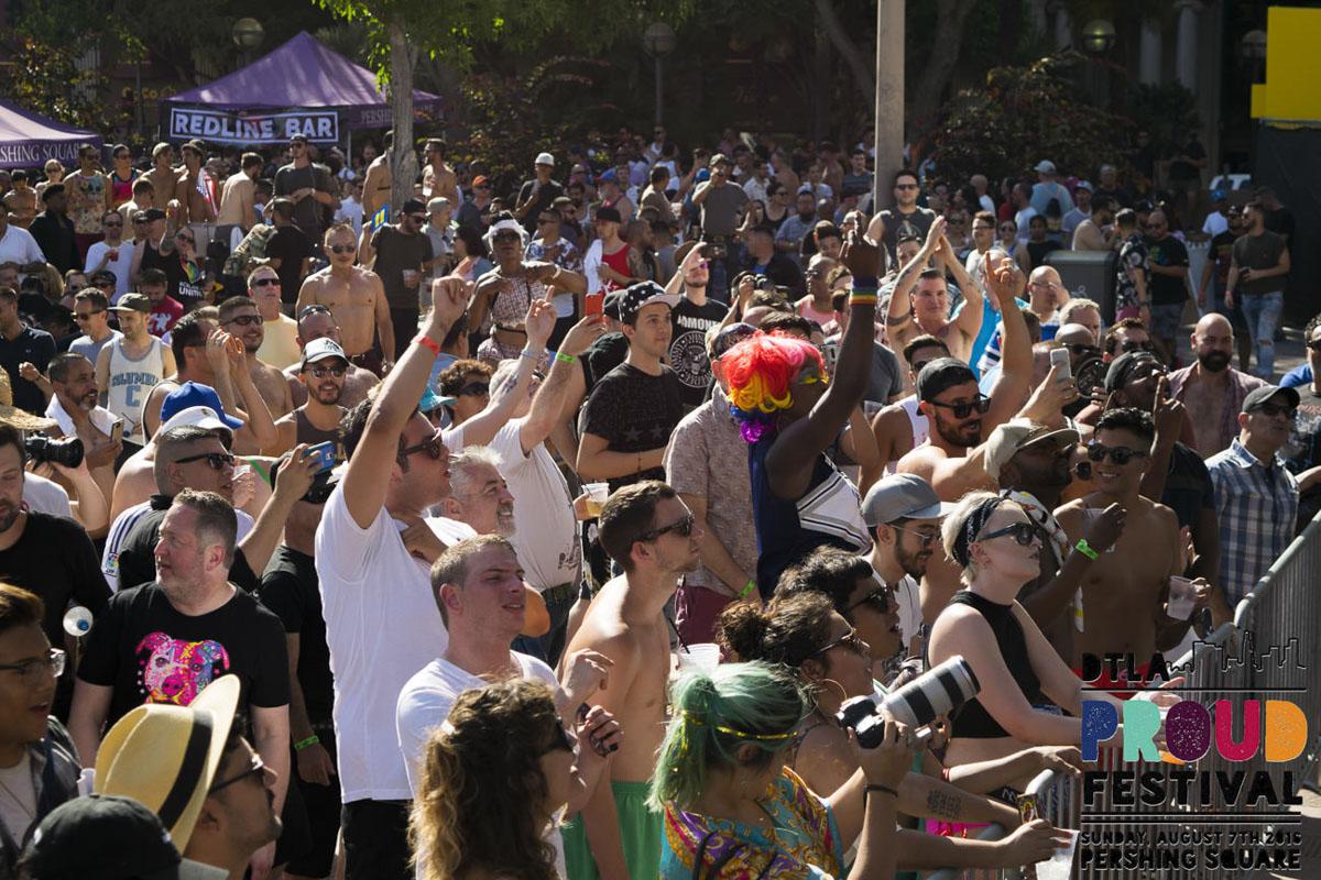 DTLA Proud Festival 2016