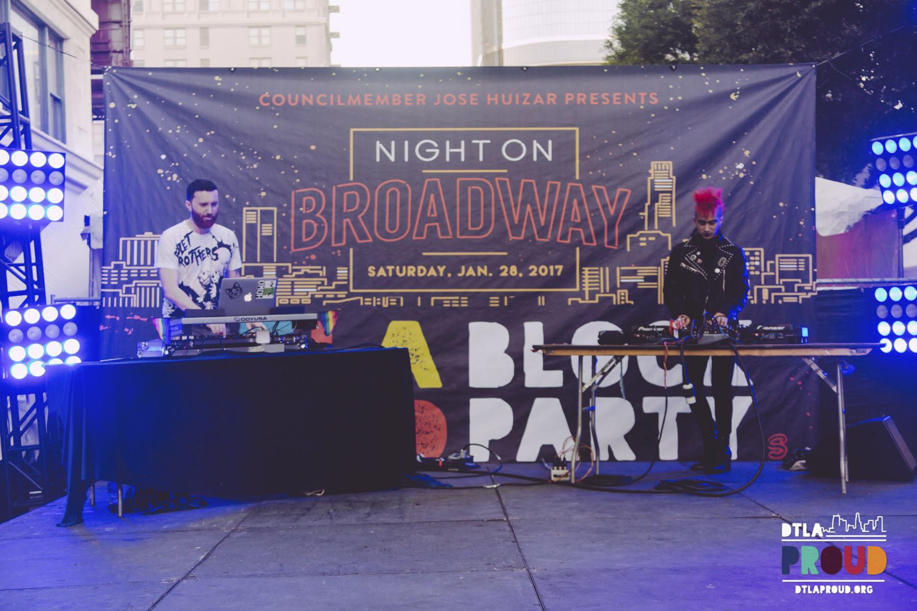 DTLA Block Party 2017